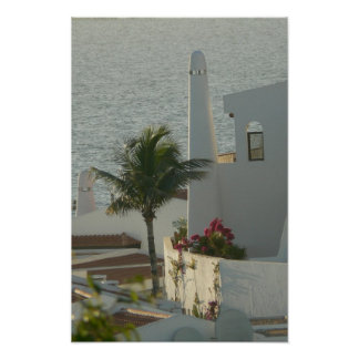 Tenerife Island Spain Poster