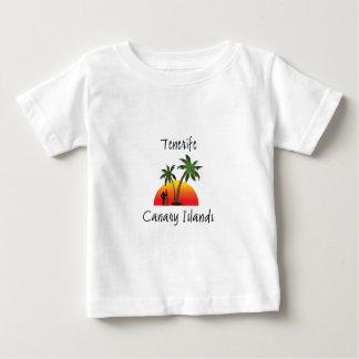 Tenerife - islas Canarias Playera De Bebé