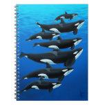 Tenerife Orcas Notebook
