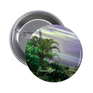 Tenerife,shades Pinback Button