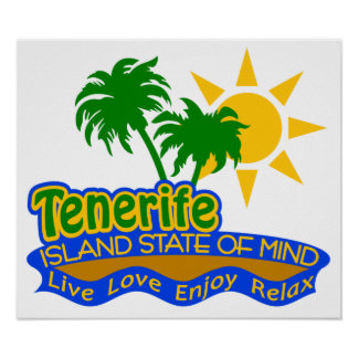Tenerife State of Mind poster