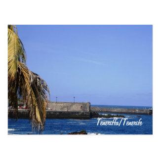 Tenerife Teneriffa 03 Post Card