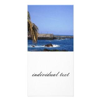 teneriffa 05 photo card template