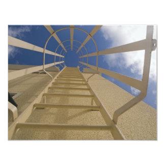 Tenga acceso a la escalera invitación 10,8 x 13,9 cm