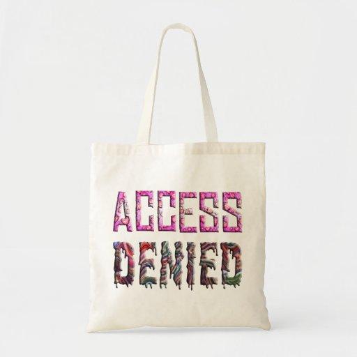 Tenga acceso negó (1) bolsas