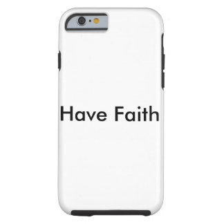 Tenga caso de IPhone de la fe Funda De iPhone 6 Tough