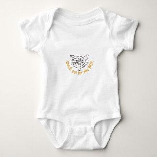 Tenga cuidado body para bebé