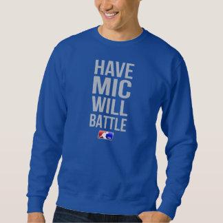 Tenga jersey del Mic (el azul americano)
