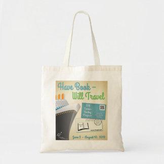 Tenga libro - viajará la bolsa de asas