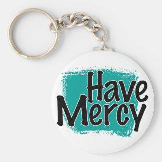 Tenga llavero de la misericordia