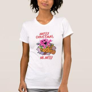 Tenga navidad sucio camiseta