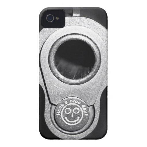 Tenga Niza un día Carcasa Para iPhone 4 De Case-Mate