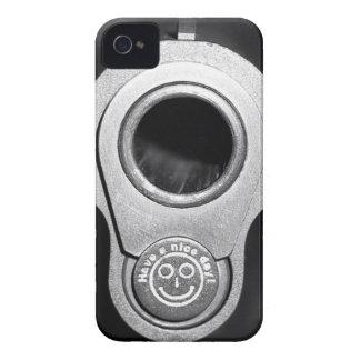 Tenga Niza un día iPhone 4 Case-Mate Cárcasa
