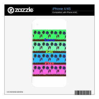 Tenga Niza un día y un mejor Night.png iPhone 4S Skins