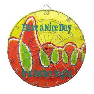 Tenga Niza un día y una mejor noche con gratitud