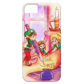 Tenga su 'duende un feliz pequeño iPhoneCase del iPhone 5 Case-Mate Cobertura