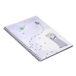 Tenga tejón, viajará - cuaderno
