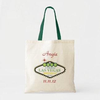 TENGA un bolso fabuloso del cumpleaños de Las Vega Bolsas