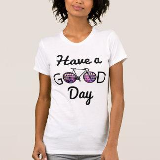 Tenga un buen día remera