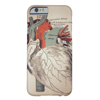Tenga un caso del iPhone 6 del corazón Funda Barely There iPhone 6