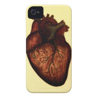Tenga un corazón Case-Mate iPhone 4 protectores