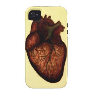 Tenga un corazón Case-Mate iPhone 4 fundas