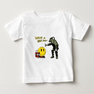 Tenga un día agradable… camisetas