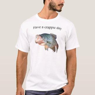 Tenga un día del tipo de pez playera
