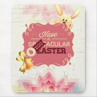 Tenga un Eggtacular Pascua Tapete De Raton