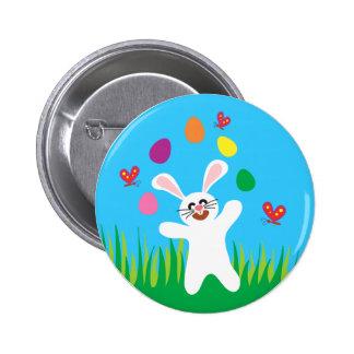 ¡Tenga un Eggtraordinary Pascua! Pin