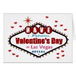 Tenga un el día de San Valentín fabuloso en la tar Tarjetas