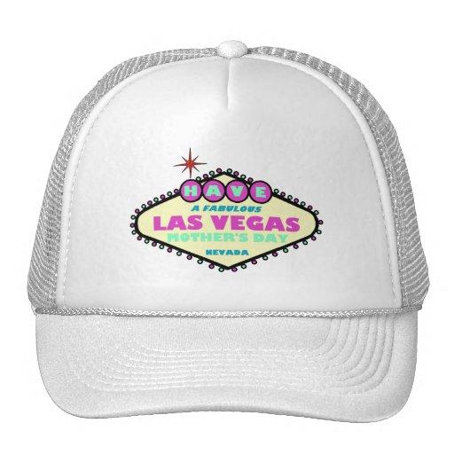 TENGA un gorra fabuloso del día de madre de Las Ve