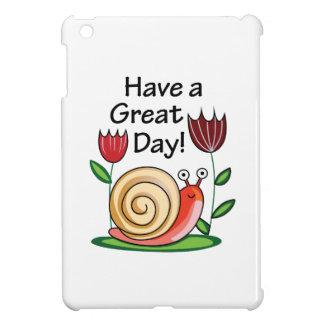 ¡Tenga un gran día!