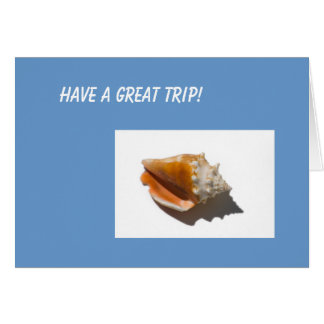 ¡Tenga un gran viaje! Tarjeta Pequeña
