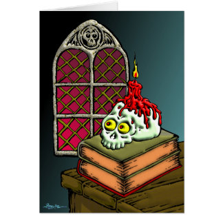 Tenga un Halloween muy espeluznante Tarjeta De Felicitación