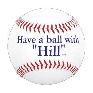 Tenga una bola con el presidente de Hillary