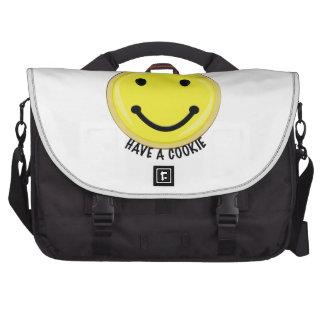 Tenga una galleta bolsas para portatil
