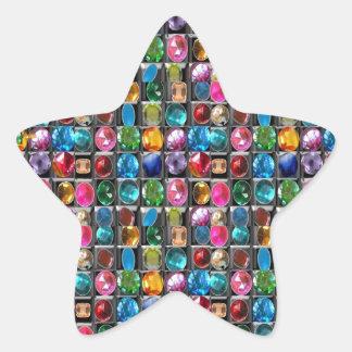 Tenga una mirada cercana, usted encontrará UN Calcomanías Forma De Estrella Personalizadas