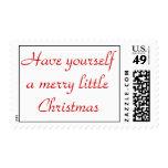 Tenga usted mismo los Felices pequeños Navidad Envio