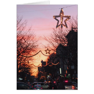 Tenga usted mismo Navidad los Felices pequeños de Tarjeta De Felicitación