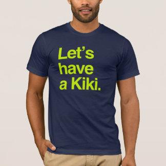 Tengamos un kiki (el neón) playera