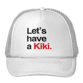 Tengamos un kiki - .png gorro de camionero