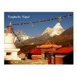 Tengboche Nepal Postcard