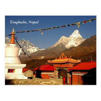 Tengboche Nepal Postal