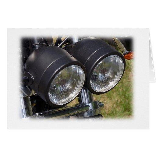 Tengo 4U de II - motocicleta de Walley Tarjeta Pequeña