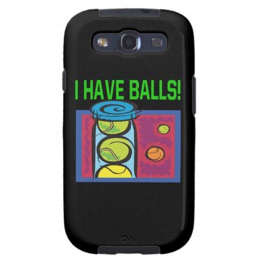 Tengo Balls.png Samsung Galaxy SIII Funda