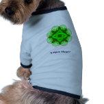 """""""Tengo camiseta del mascota de corazón"""" Camiseta De Mascota"""