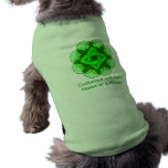 """Tengo camiseta del mascota del corazón"" Camisas De Mascota"