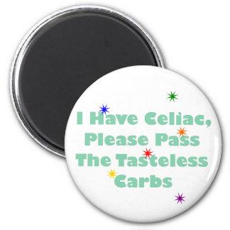 Tengo celiaco paso por favor los carburadores ins iman