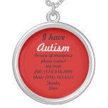 Tengo collar del autismo